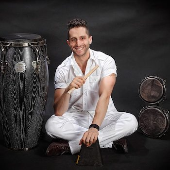Toby Wedding Percussionist Profile-350x350