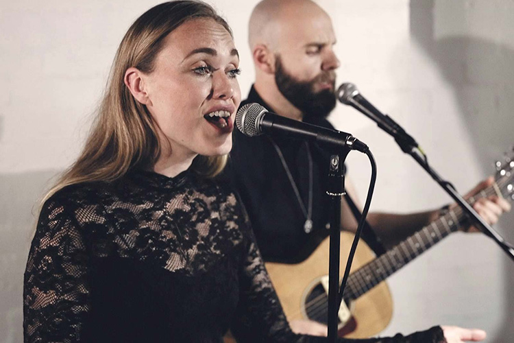 Sally acoustic duo